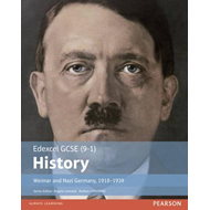 Edexcel GCSE (9-1) History Weimar and Nazi Germany, 1918-193 (BOK)