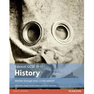 Edexcel GCSE (9-1) History Warfare through time, c1250-prese (BOK)