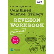Revise AQA GCSE Combined Science: Trilogy Foundation Revisio (BOK)