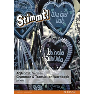 Stimmt! AQA GCSE German Grammar and Translation Workbook (BOK)