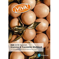 Viva! AQA GCSE Spanish Grammar and Translation Workbook (BOK)