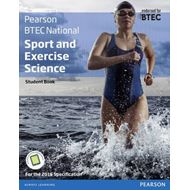 Produktbilde for BTEC Nationals Sport and Exercise Science Student Book + Activebook - For the 2016 specifications (BOK)