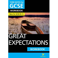 Great Expectations: York Notes for GCSE (9-1) Workbook (BOK)