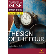 Sign of the Four: York Notes for GCSE (9-1) (BOK)