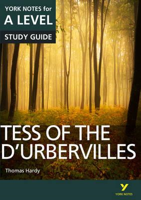 Tess of the D'Urbervilles: York Notes for A-level (BOK)
