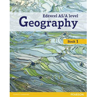 Edexcel GCE Geography as Level Student Book and eBook (BOK)