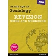 REVISE AQA AS level Sociology Revision Guide and Workbook (BOK)
