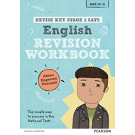 Revise Key Stage 2 SATs English Revision Workbook - Above Ex (BOK)