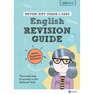 Revise Key Stage 2 SATs English Revision Guide - Above Expec (BOK)