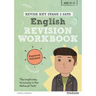 REVISE Key Stage 2 SATs English Revision Workbook - Expected (BOK)