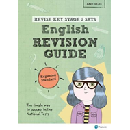 REVISE Key Stage 2 SATs English Revision Guide - Expected St (BOK)