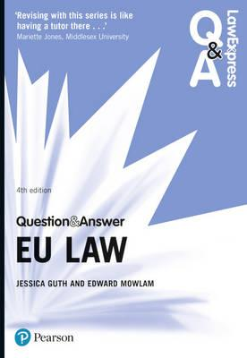 Law Express Question and Answer: EU Law (BOK)