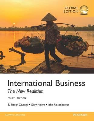 International Business: The New Realities, Global Edition (BOK)