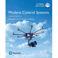 Modern Control Systems, Global Edition (BOK)