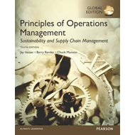 Principles of Operations Management: Sustainability and Supp (BOK)