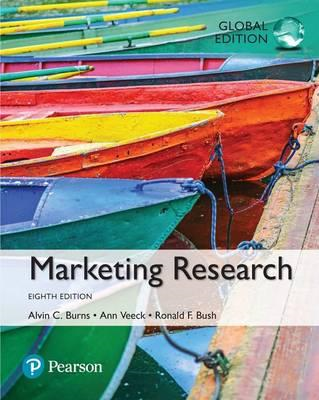Marketing Research, Global Edition (BOK)