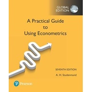 Using Econometrics: A Practical Guide, Global Edition (BOK)