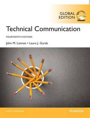 Technical Communication, Global Edition (BOK)