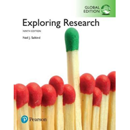Exploring Research, Global Edition (BOK)