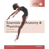 Essentials of Anatomy & Physiology, Global Edition (BOK)