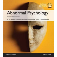 Abnormal Psychology, Global Edition (BOK)