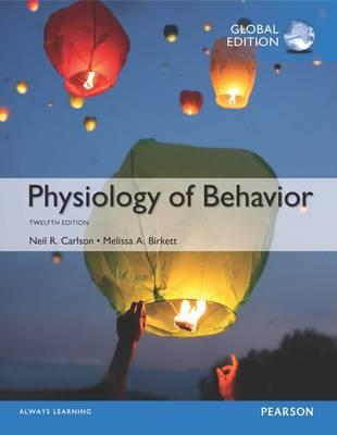 Physiology of Behavior, Global Edition (BOK)
