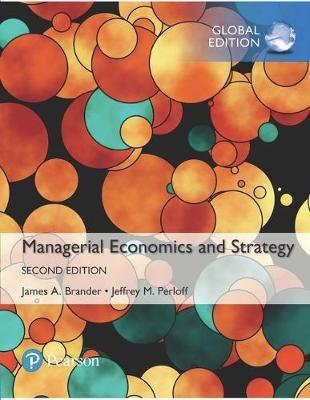 Managerial Economics and Strategy, Global Edition (BOK)
