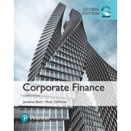 Corporate Finance, Global Edition (BOK)