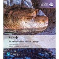 Earth: An Introduction to Physical Geology, Global Edition (BOK)
