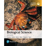 Biological Science, Global  Edition (BOK)
