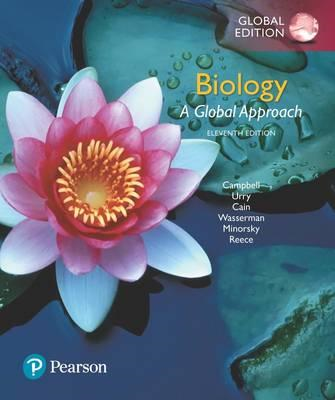 Biology: A Global Approach, Global Edition (BOK)