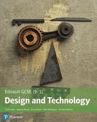 Edexcel GCSE (9-1) Design and Technology Student Book (BOK)