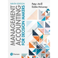 Management Accounting for Decision Makers 9th edition (BOK)
