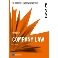 Law Express: Company Law (BOK)