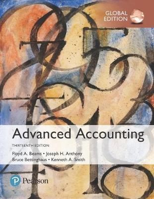Advanced Accounting, Global Edition (BOK)