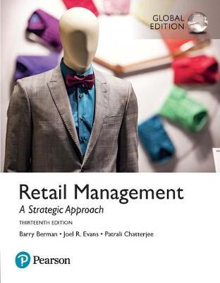 Retail Management, Global Edition (BOK)