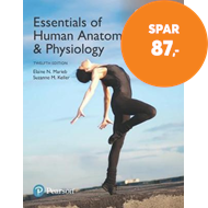 Produktbilde for Essentials of Human Anatomy & Physiology, Global Edition (BOK)