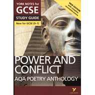 AQA Poetry Anthology - Power and Conflict: York Notes for GC (BOK)