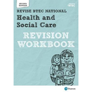 BTEC National Health and Social Care Revision Workbook (BOK)