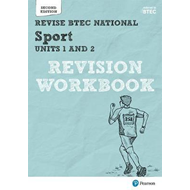 Revise BTEC National Sport Units 1 and 2 Revision Workbook (BOK)