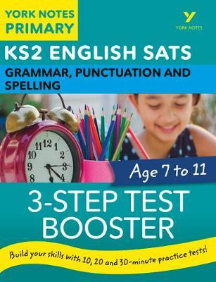 English SATs 3-Step Test Booster Grammar, Punctuation and Sp (BOK)