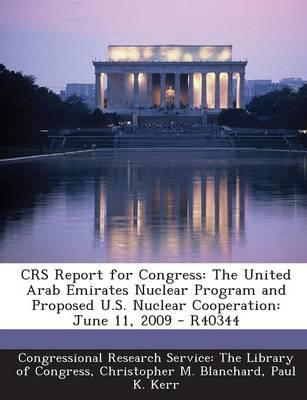 Crs Report for Congress (BOK)