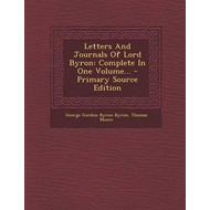 Letters and Journals of Lord Byron (BOK)