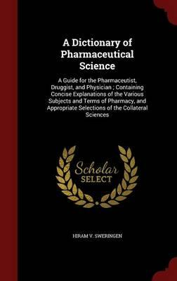 Dictionary of Pharmaceutical Science (BOK)