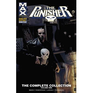 Punisher Max Complete Collection Vol. 1 (BOK)
