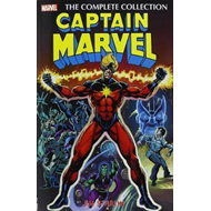 Captain Marvel By Jim Starlin: The Complete Collection (BOK)