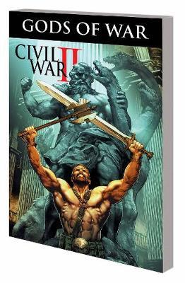 Civil War Ii: Gods Of War (BOK)