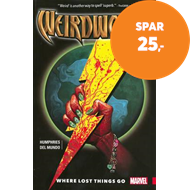 Produktbilde for Weirdworld Vol. 1: Where Lost Things Go (BOK)