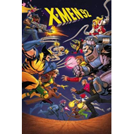 X-men '92 Vol. 1: The World Is A Vampire (BOK)