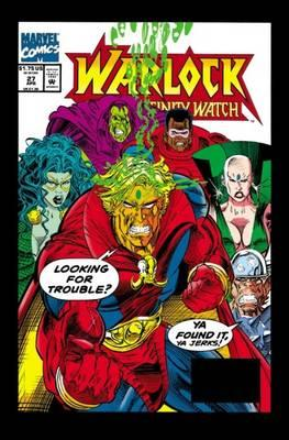 Infinity Watch Vol. 2 (BOK)
